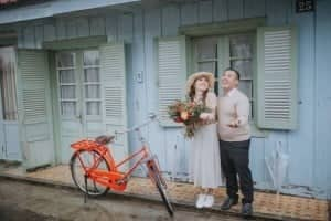 Bỏ túi kinh nghiệm chụp hình cưới Đà Lạt vào mùa mưa