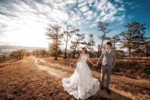 Nên chụp ảnh cưới Đà Lạt vào tháng mấy trong năm?