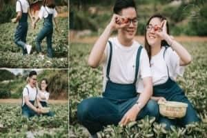 Tổng hợp những kinh nghiệm hữu ích khi chụp hình cưới Đà Lạt