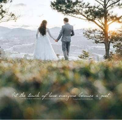 Combo Ngoại cảnh Đà Lạt và Ngày cưới truyền thống